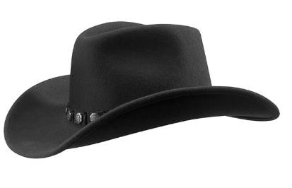 Cappello Hat STETSON Hackberry cowboy western americano misura XL ... c7ca3b5dcff