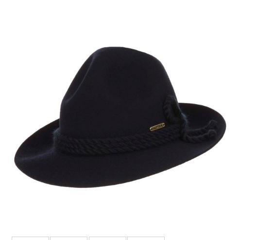 Acquista autentico stile moderno ineguagliabile nelle prestazioni CAPPELLO TIROLESE HAT HUT CHAPEAU FELTRO LANA della HUTTER