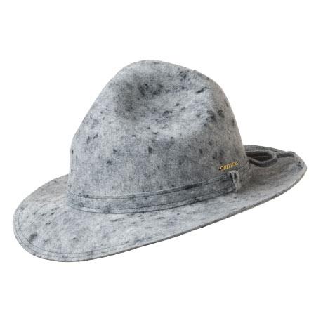 nuovo aspetto moda di vendita caldo prezzo onesto Cappello tirolese tesa larga firmato HUTTER