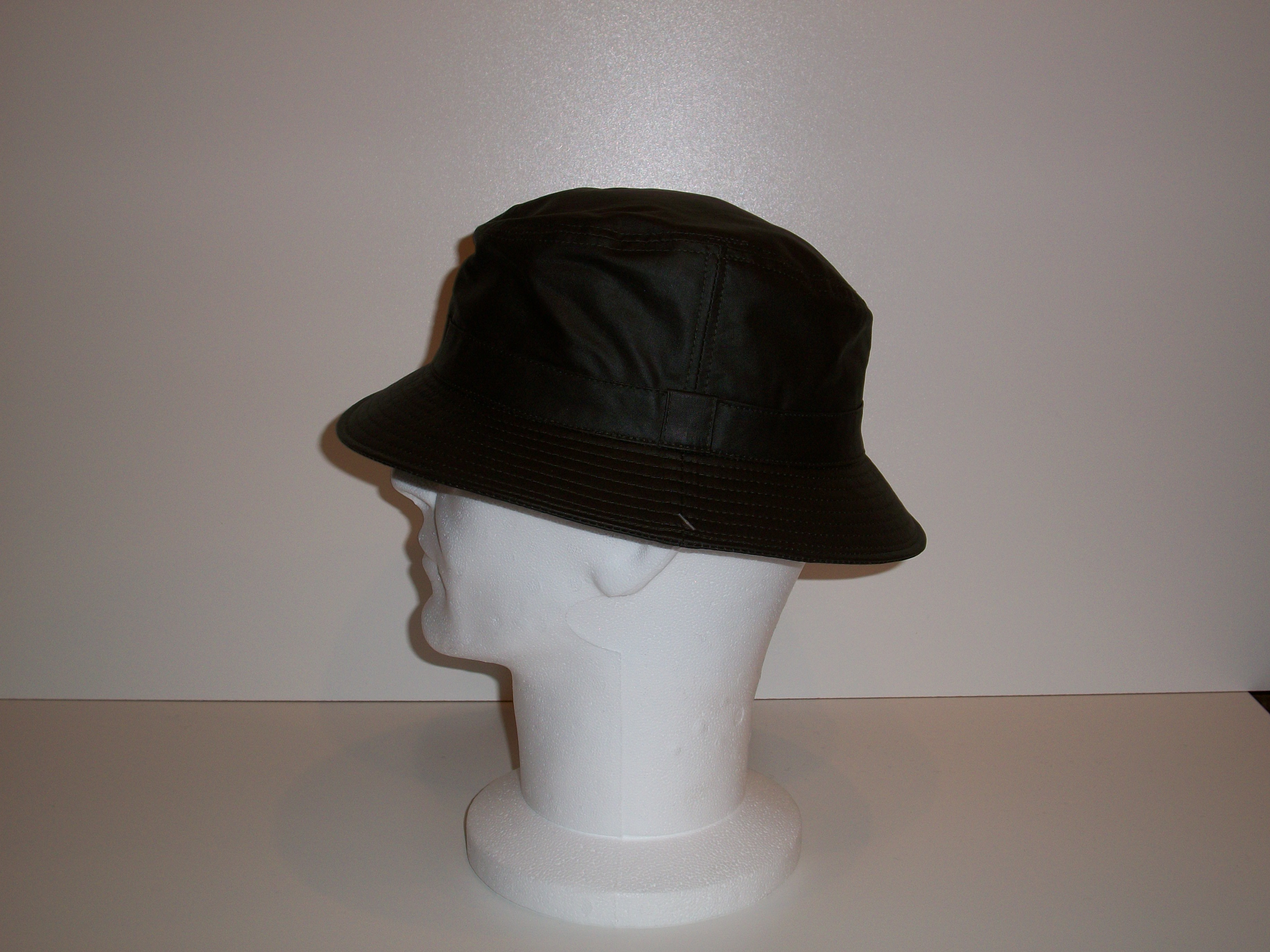 CAPPELLO IMPERMEABILE UOMO HAT HUT CHAPEAU CRUSHABLE WATER REPELLENT MADE  IN ITALY 97b847945c95